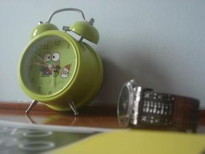 Time flies when blogging