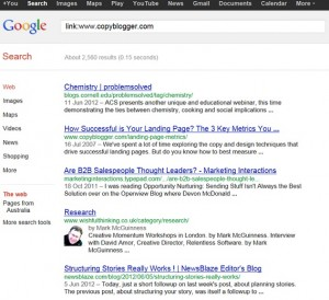 How To Search For And Identify Backlinks