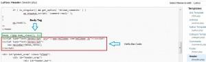 Hello Bar Code Example