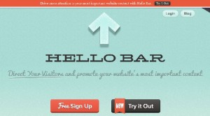 How To Create A Hello Bar For Your Self Hosted WordPress Blog