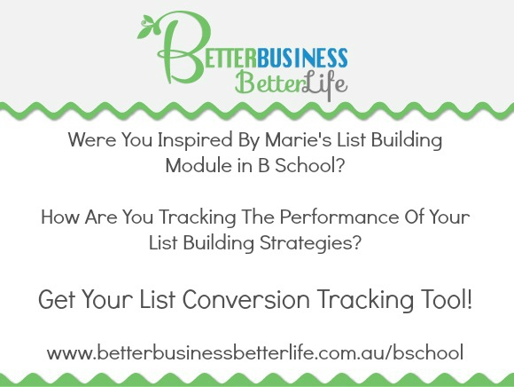 List Building Tracking Tool