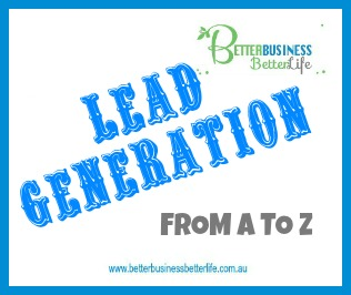 Lead Generation From A To Z