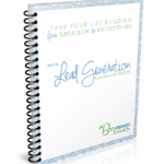 Lead Generation Planner And Tracker