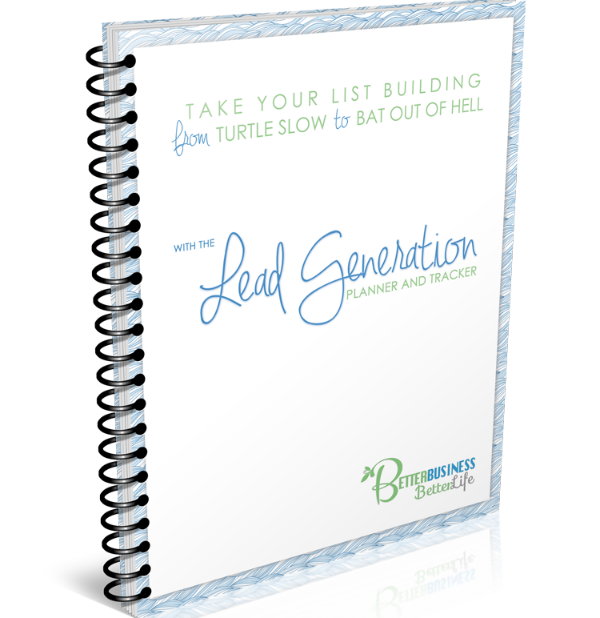 Lead Generation 12 Month Planner And Tracker