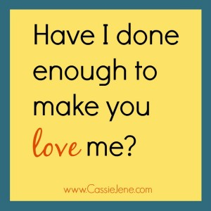 enough to love_BBBL guest post