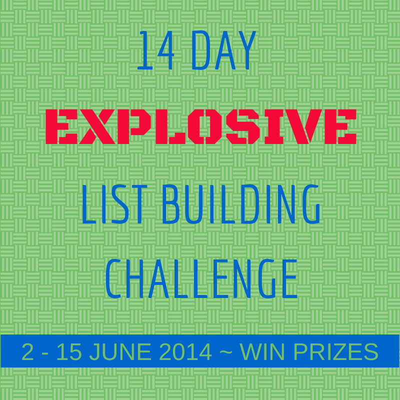 List Building Challenge 14 Days