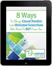 Turn Readers Into Motivated Subscribers