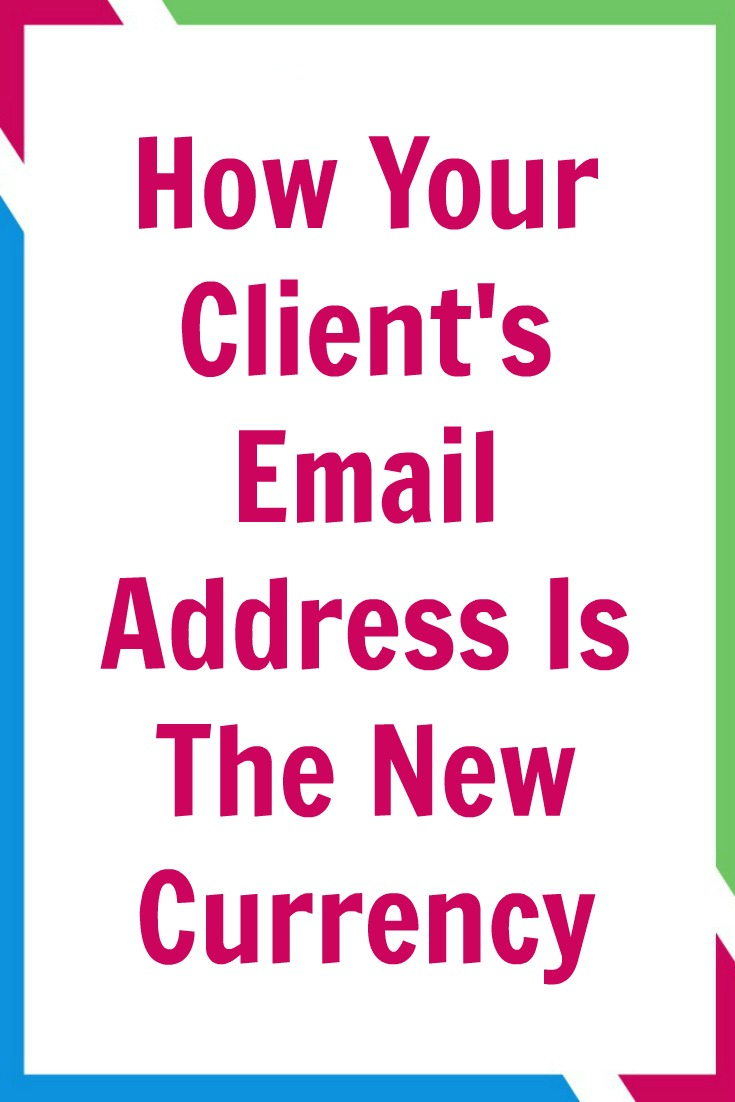 email marketing is the new currency