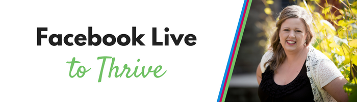 FB Live To Thrive Affiliate Program