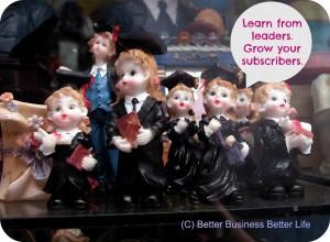 Grow your blog subscribers.
