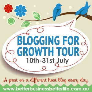 Blogging For Growth 21 Day Tour